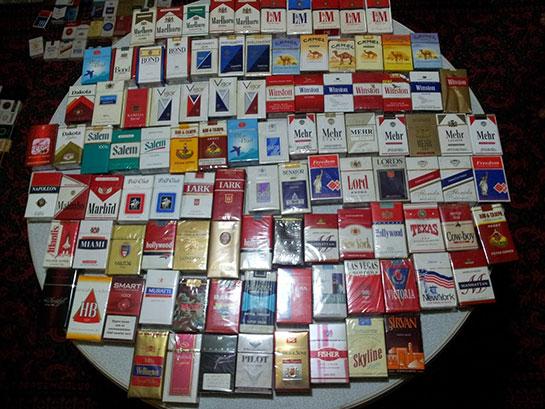 Sigara çeşitleri Ve Markaları Sigarawebtr